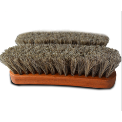 Bàn chải gỗ sồi lông ngựa loại to