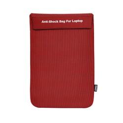 Túi chống sốc Laptop - Đỏ