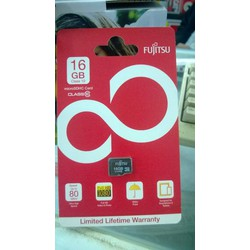 The nho Fujitsu 16GB