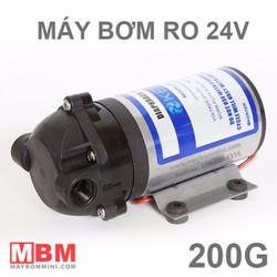 Máy bơm lọc nước RO 24V 200G