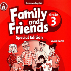 Family and Friends Special Edition Grade 3 Work book