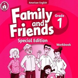 Family and Friends Special Edition Grade 1 Work book