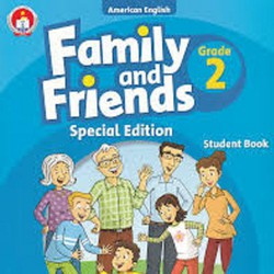 Family and Friends Special Edition Grade 2Student Book
