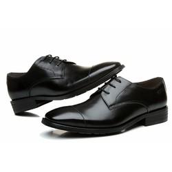 Giày tây nam da biểu bì , mềm,dẻo không sợ gẫy da