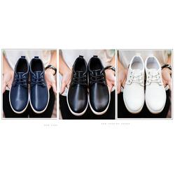 Giày lười giày dây buộc nam trẻ trung, cá tính