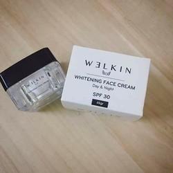 KHUYỀN MÃI ĐẶC BIỆT :Kem dưỡng da mặt Welkin whitening face cream