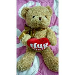 Gấu bông cao 50cm
