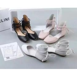 Giày thời trang nữ đế bệt kiểu dáng sang trọng của phái nữ