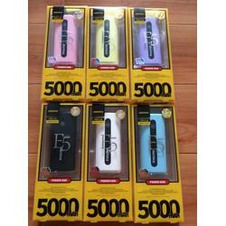 Pin dự phòng Remax 5000 mah