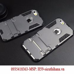 Ốp lưng chống sốc kiêm giá đỡ cho iPhone 6 và 6s cao cấp H59