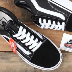 Giày thể thao VOS SF - đen trắng