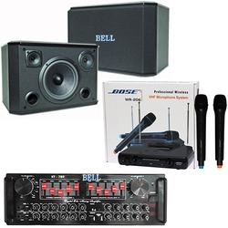 Dàn âm thanh karaoke BELL KT - 789