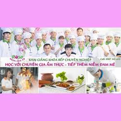Khóa học Đầu bếp chuyên nghiệp