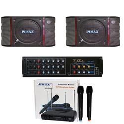 Dàn âm thanh karaoke PUSAN cao cấp 688II NEW 100