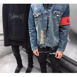 Áo khoác Jeans 424 jacket