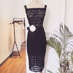 Đầm ren tầng cực xinh