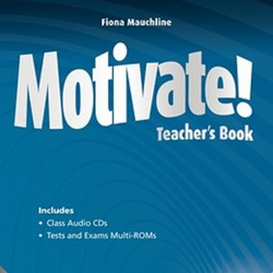 Motivate 4 Teacher  Book