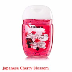 Gel Rửa Tay Khô USA Bath Body Works Japanese Cherry Blossom 29ml