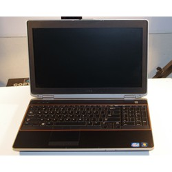Laptop Dell Latitude E6520 Core I5 2520M, Ram 4GB, Hdd 250GB