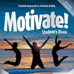 Motivate! 4 Student Book