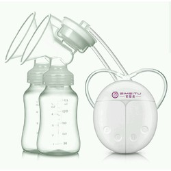 máy hút sữa matxa điện đôi zimeitu