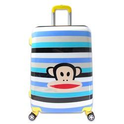 Vali nhựa hình Monkey cỡ trung 20Kg hành lý TL009