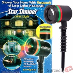 Đèn Noel Trang Trí Laser Star Shower