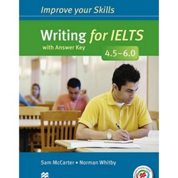 Improve Your Ielts Skills 4.5-6: Writing Skills With Key and Mpo Pack