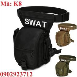 Hàng Nhập Loại 1 - Túi Đeo Lưng Biệt Đội SWAT USA - K8