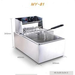 bếp chiên nhúng ĐÀI LOAN YM-81