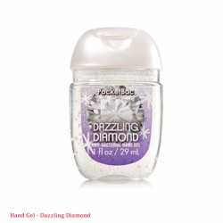 Gel Rửa Tay Khô USA Bath Body Works Dazzling Diamond PocketBac 29ml