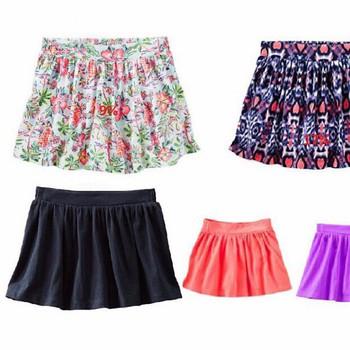 Chân váy thun Oshkosh cho bé gái 1-8T V148