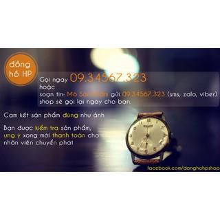 [VIDEO] Đồng hồ cặp đôi Halei cao cấp chịu nước - Giá 1 đôi - 712 3