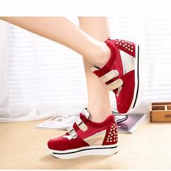 Giày thể thao tăng chiều cao cá tính hàn - GN268