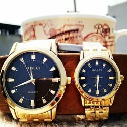 Đồng hồ đôi Halei chống nước