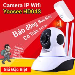 [Cam kết Chính hãng] Camera Yoosee 04S IP Wifi không dây thong minh