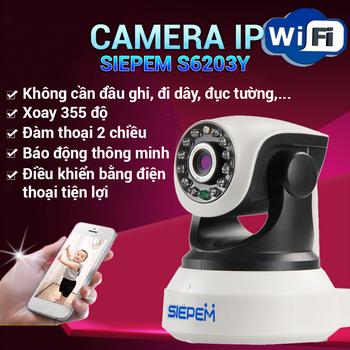 Camera mini ip wifi không dây