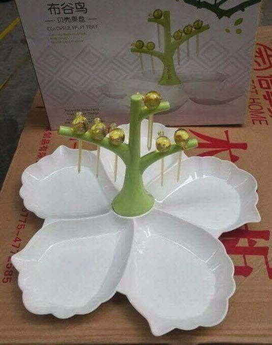 Khay Đựng Hoa Quả, Mứt, Bánh Kẹo 3