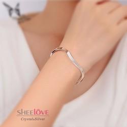 Vòng tay cá tính xinh xắn dễ thương phong cách Hàn Quốc SPB-ZR013