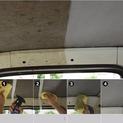 Bình xịt vệ sinh nội thất xe hơi