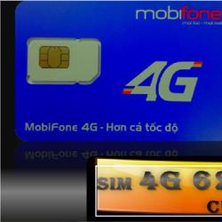 SIM 4G MOBIFONE 62GB MỖI THÁNG