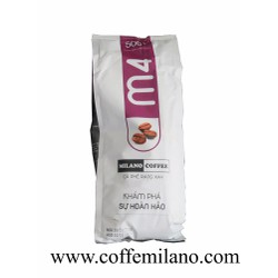 Cà phê nguyên chất Milano M4