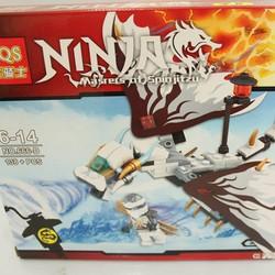 Mô hình lắp ghép Ninja rồng