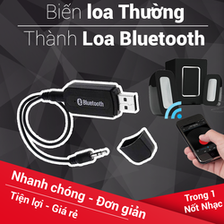 usb tao bluetooth cho loa gia re