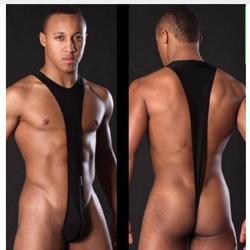 Bộ đồ lót nam liền quần bodysuit sexy