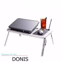 Bàn Chuyên Dụng Dùng Cho Laptop Thông Minh Có Quạt Tản Nhiệt