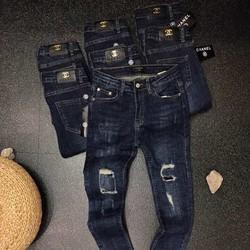 Quần jeans was rách cao cấp