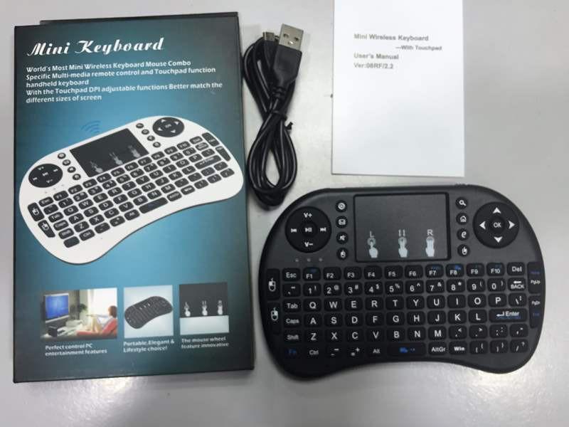 Bàn phím không dây Mini keyboard - 3 in 1 1