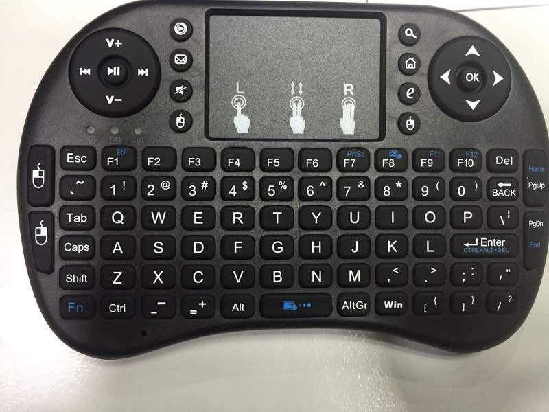 Bàn phím không dây Mini keyboard - 3 in 1 2