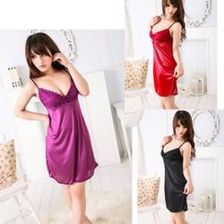 Đầm ngủ phi bóng hai dây